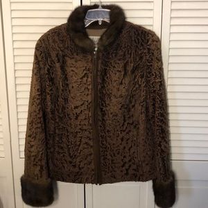 Douglas furs women's jacket
